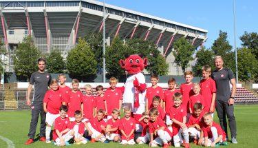 Impressionen vom Spieltagscamp gegen Braunschweig