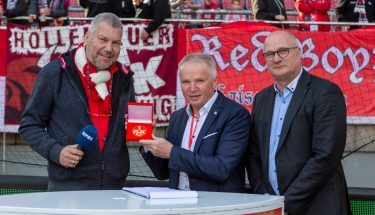 Mitgliederehrung des 1. FC Kaiserslautern e.V. am 02. November 2019