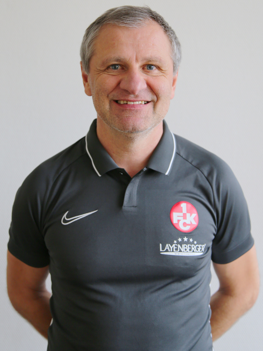 Teammanager Roger Lutz