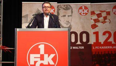 Rainer Keßler bei seiner Vorstellung als Aufsichtsratskandidat