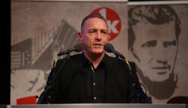 Martin Wagner bei seiner Vorstellung als Aufsichtsratskandidat