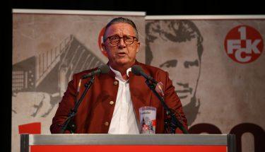 Prof. Dr. Jörg E. Wilhelm bei seiner Vorstellung als Aufsichtsratskandidat