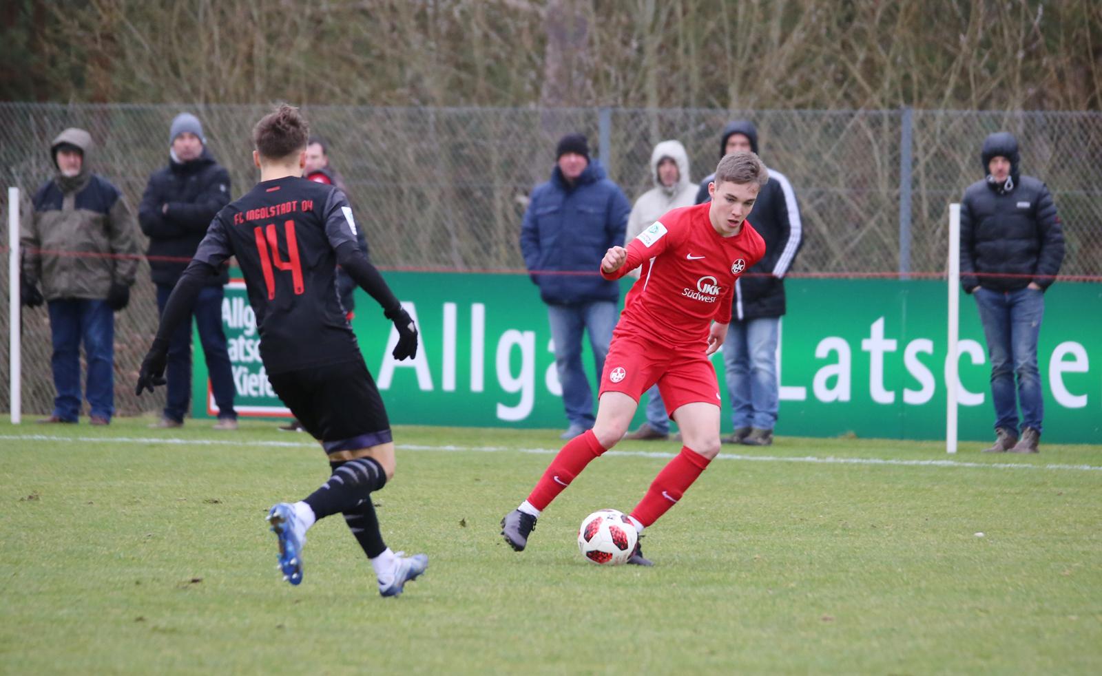 Fck Gegen Ingolstadt