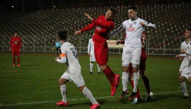 Jonas Scholz im Auswärtsspiel der U21 bei Arminia Ludwigshafen