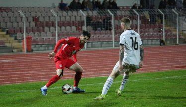 Anil Gözütok im Auswärtsspiel der U21 bei Arminia Ludwigshafen
