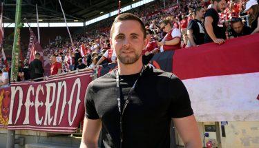 Der FCK-Fanbeauftragte Alexander Krist