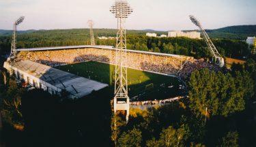 100 Jahre Betzenberg - Impressionen des Fritz-Walter-Stadions