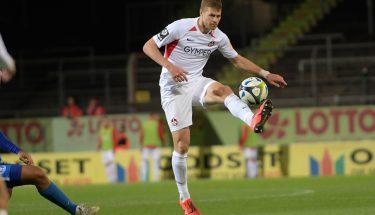 André Hainault bleibt ein Roter Teufel und verstärkt ab kommender Saison die FCK-U21