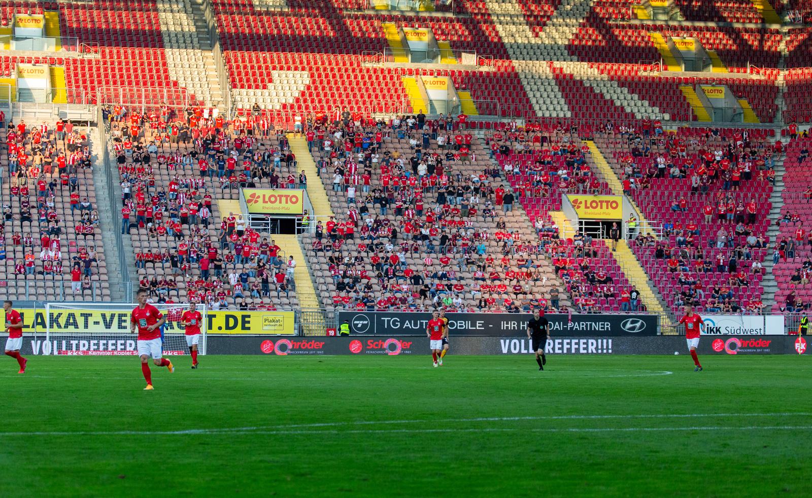 Fan Stirbt Im Stadion