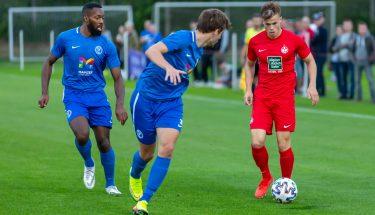 Lars Oeßwein im Heimspiel der U21 gegen den SV Gonsenheim