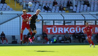 Marvin Pourié im Auswärtsspiel bei Türkgücü München