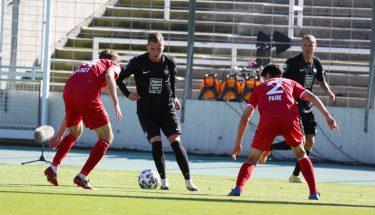 Marlon Ritter im Auswärtsspiel bei Türkgücü München