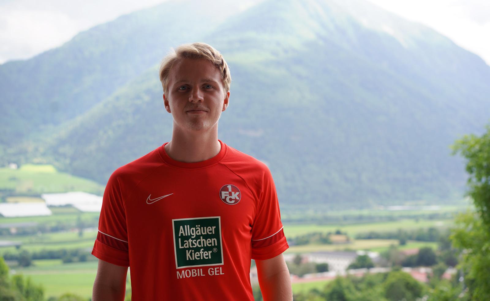 Felix Götze ist zurück beim FCK