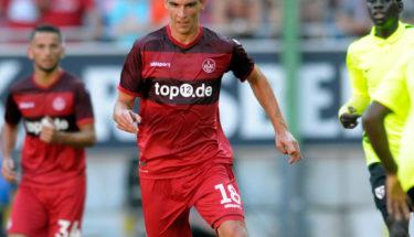 Christoph Moritz im Spiel