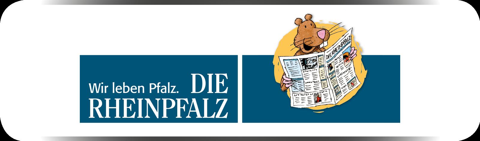 Logo des TEUFELSBANDEN-Partners Die RHEINPFALZ