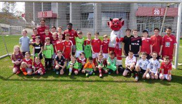 FCK TEUFELSBANDE Training am Fritz-Walter-Stadion mit Altintop und Kwadwo