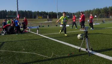 Viel Spaß beim FCK-Fußballcamp präsentiert von der IKK Südwest